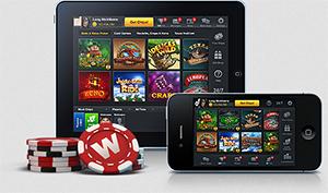 NZ iphone tablet casinos