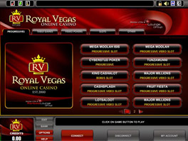 Royal Vegas slots