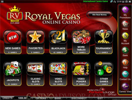 Royal Vegas Live Dealer