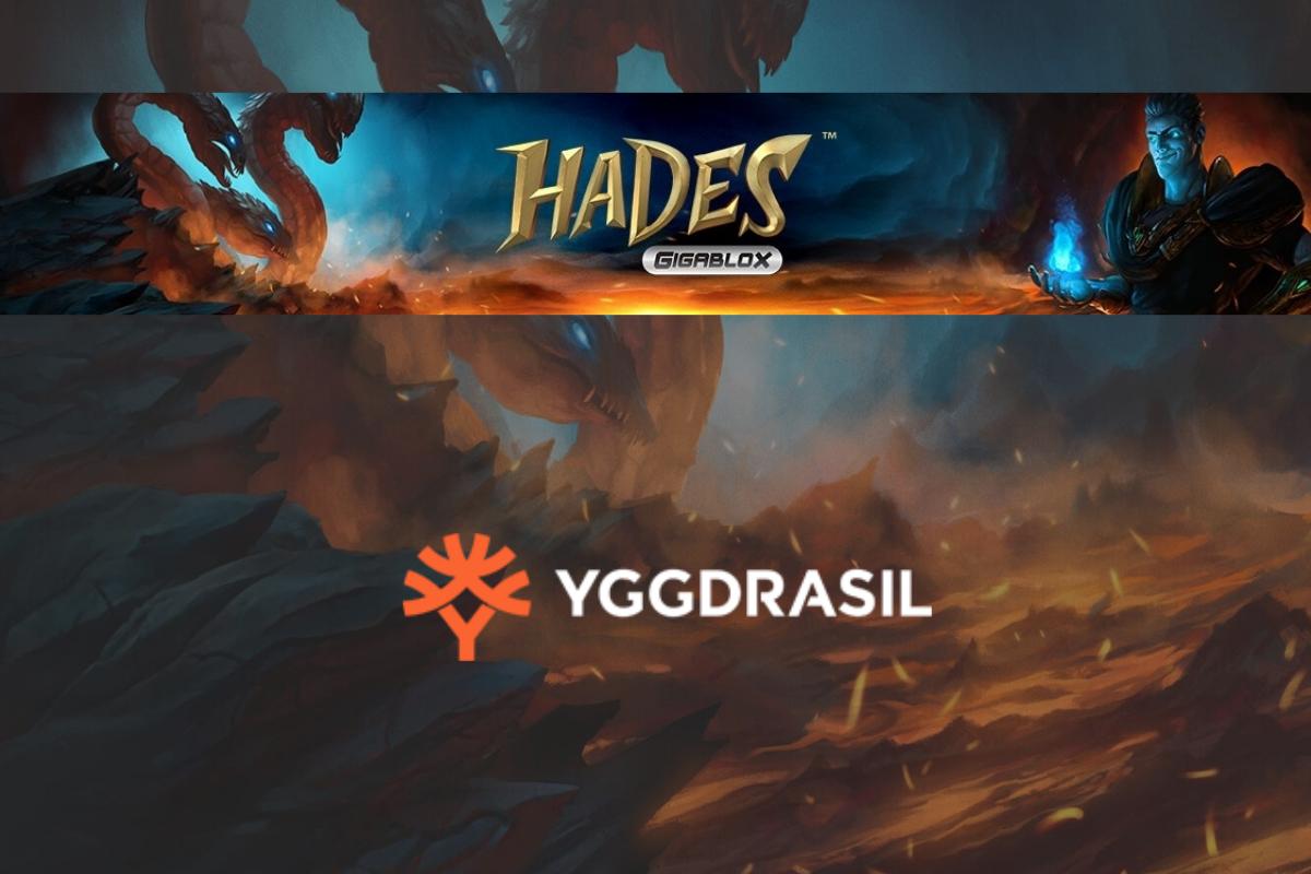 Hades Gigablox from Yggdrasil