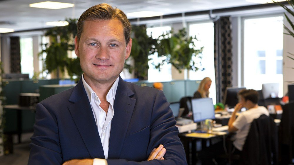 LeoVegas CEO - Gustaf Hagman